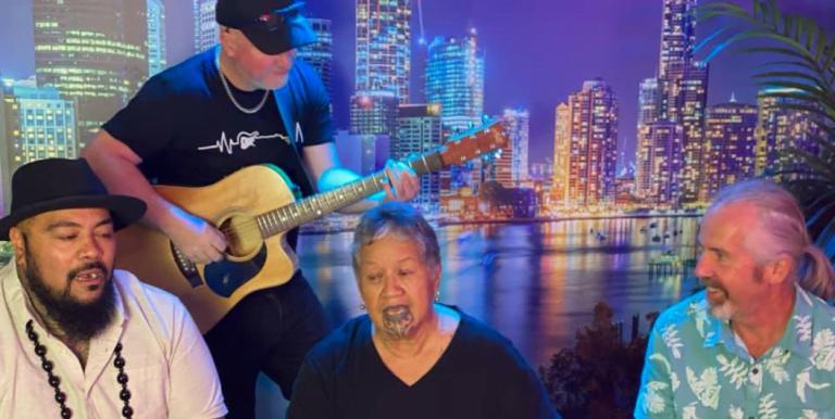 Wi3W Ep 6 – Taitu'uga and Greg interview Maori Wisdom Keeper and Musician, Marama Smith