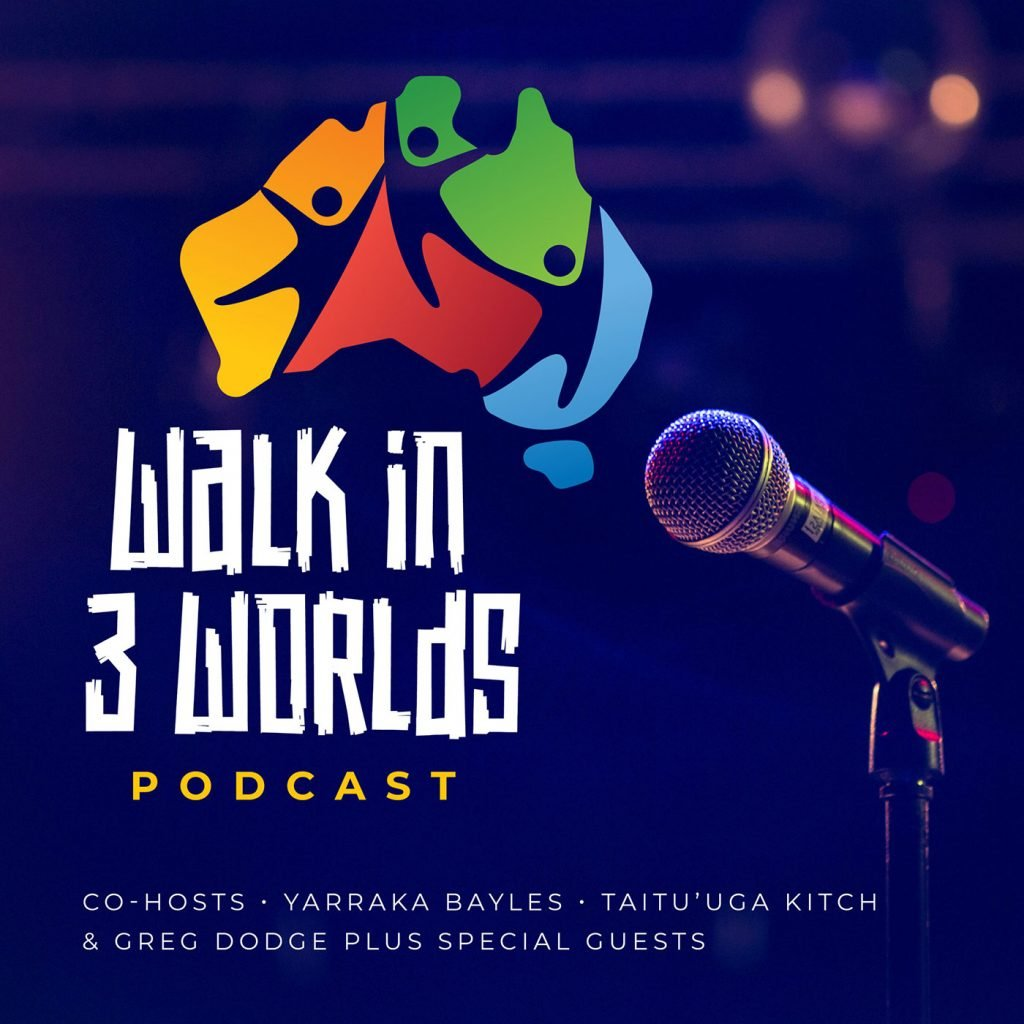 Walk in 3 Worlds Podcast cover image