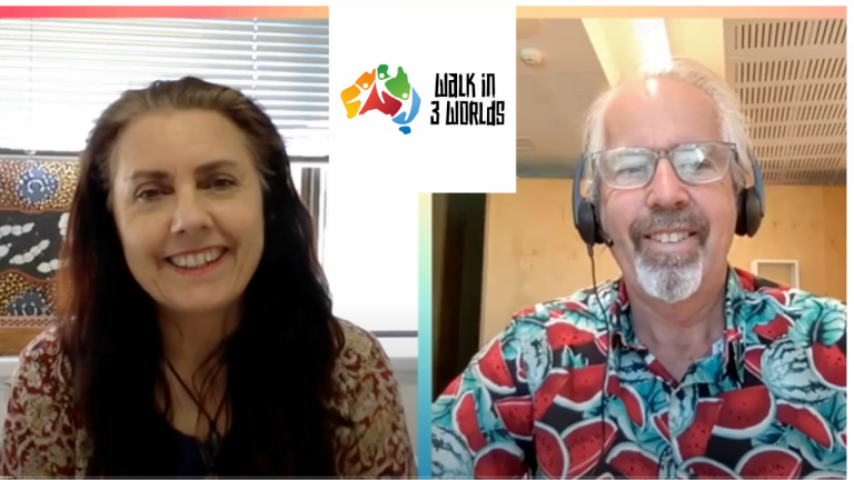 Wi3W Ep. 13 – Margaret Hepworth, Executive Officer, from Initiatives of Change (IofC) speaks with Greg Dodge